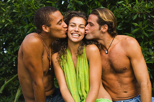 Polyamory dating a couple 9